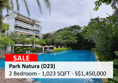 Park Natura 2-Bedroom for Sale