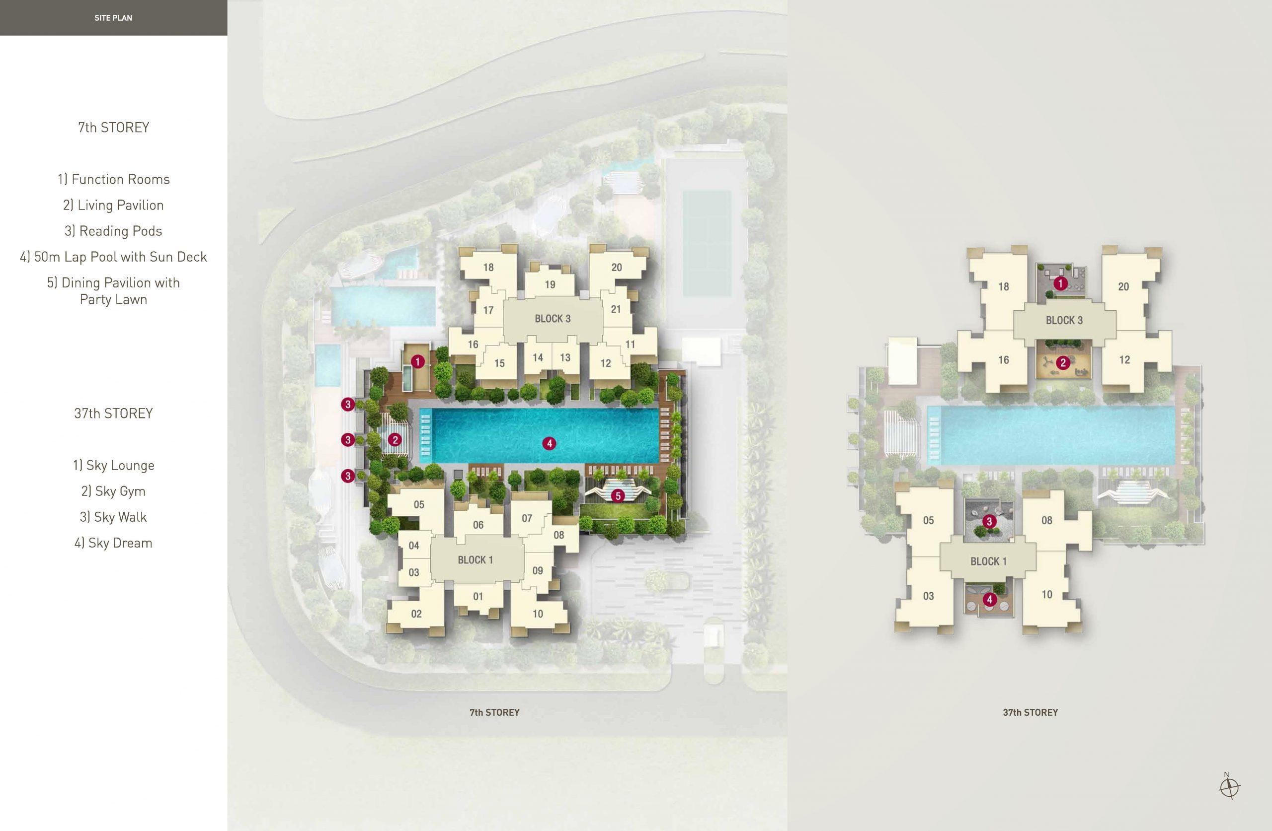 Sky Vue Site Plan 2