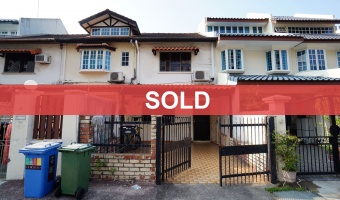 10 jalan setia, 2 Bedrooms Bedrooms, ,2 BathroomsBathrooms,Inter-Terrace,For Sale,jalan setia,1004