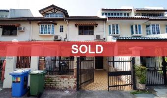 10 jalan setia, 2 Bedrooms Bedrooms, ,2 BathroomsBathrooms,Inter-Terrace,For Sale,jalan setia,1004